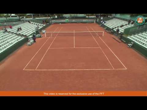 Qualifying - Court n°6 - Live