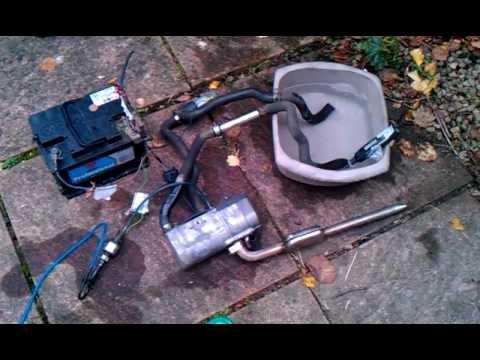 Eberspacher Hydronic Diesel Water Heater Boat,Camper, Van ...