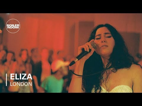 Eliza | Boiler Room x Tinder | 411: London