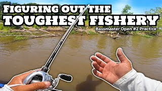 How I Fish the Toughest Fishery Yet! Bassmaster #2/2020