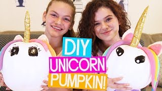 Today we are showing you how to make your own DIY Unicorn Pumpkin! ...