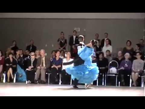Alexander Vykhovanets & Celeste Bailey  tango