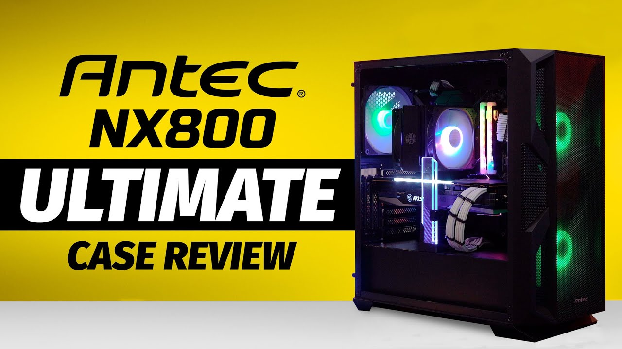 Download Whelp... It's got big fans, that's something.  The Robeytech Antec NX800 Ultimate Case Review