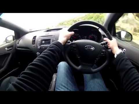 2015 Kia Cerato Koup Road Trip