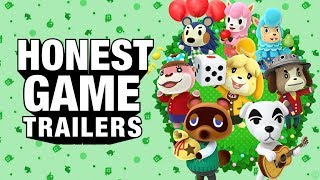 Download ANIMAL CROSSING (Honest Game Trailers) Mp3 and Videos