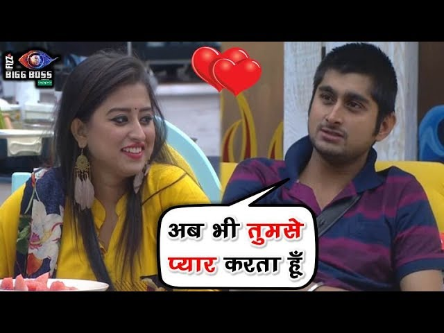 Bigg Boss 12 : Deepak Thakur Express His Feelings For Somi Khan !!