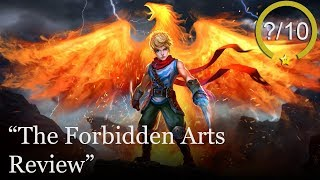 The Forbidden Arts Review [PS4, Switch, Xbox One, & PC] (Video Game Video Review)