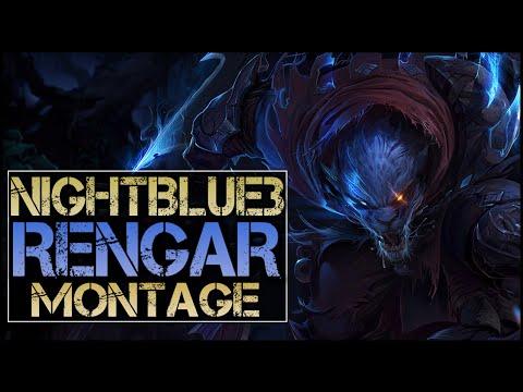 Nightblue3 Montage - Best Rengar Plays