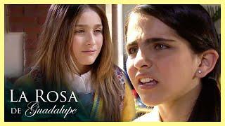 La Rosa de Guadalupe: Alma quiere destruir la relación de Betty y Richie   La amiga de mi novio