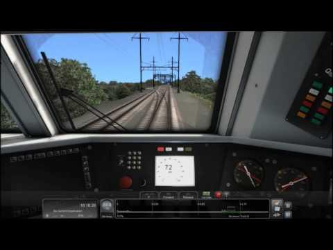 Train Simulator 2016 HD: NJ Transit ALP-46A 4646 Cab Ride on NEC Train 3959 (New York to Trenton)