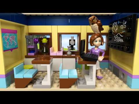 Lego 41005 heartlake school animation youtube - Ecole lego friends ...
