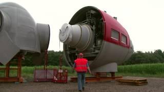 Entstehung eines Windenergieprojektes