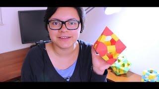 Origami Octahedron / Octaedro De Origami ¡TUTORIAL!