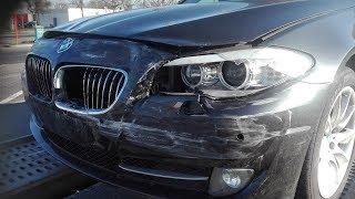 Auta z Niemiec BMW F10 530d od I właściciela szału nie ma