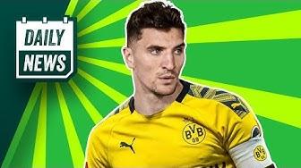 Zlatan Ibrahimović Abgang im Sommer? Thomas Meunier zum BVB? Kostic zu Inter Mailand?