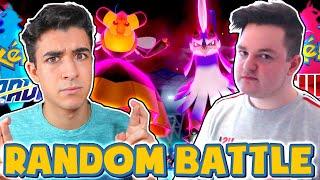 RANDOM POKEDEX BATTLE su Pokemon Spada! w/PokemonNext