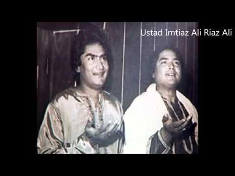 Bahon Mein Chale Aao - Ustad Imtiaz Ali...