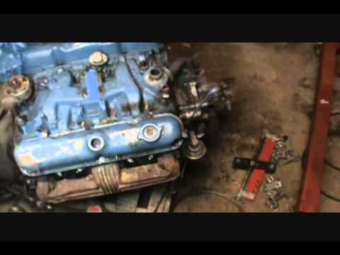 Garage34 Small Block Chrysler 318 Construction Video