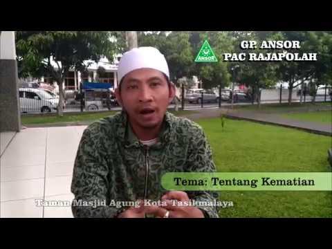 """TASIK """"TAUSYIAH SINGKAT"""" Eps.03 Sahabat Zaenal Musthafa : Dzikrul Maut"""