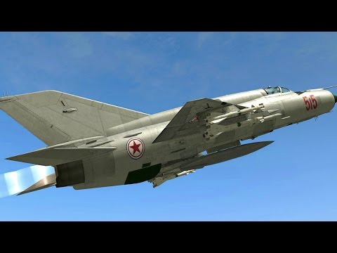 """NORTH KOREA'S """"CUTTING EDGE"""" '70S FIGHTER JETS' NEWEST ENEMY JUST ARRIVED"""