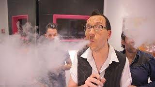 Vive la vapote - Sébasto (fais la poule) - L'hymne des vapoteurs !!! Cigarette electronique