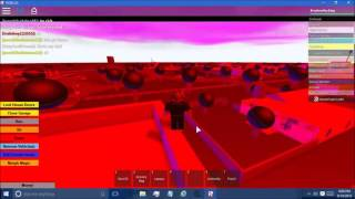 ROBLOX Script Executor! Project Droxsploit Level 7.