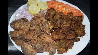 Mutton Fry Recipe   Unique Style Mutton Fry   Very Tasty and Delicious Recipe of Mutton