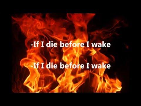 Motörhead-Enter Sandman (lyrics)
