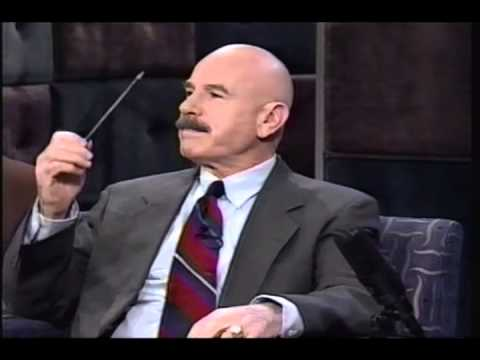 G. Gordon Liddy with Don Rickles on Conan (1997-01-27)