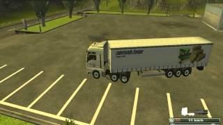 Repeat youtube video présentation d'un camion (MODS) sur farming simulator 2013