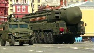 Russia parades nukes for V-E Day anniversary