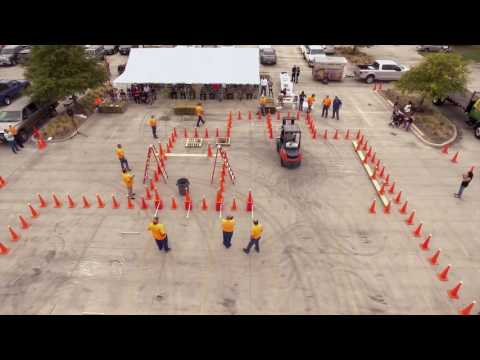 McCoy's Building Supply Ultimate Forklift Challenge