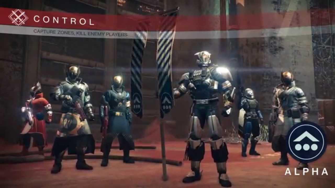 Destiny: Blind Watch PvP Domination
