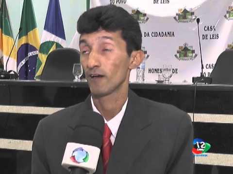 SESSÃO CAMARA QUERÊNCIA-TV QUERÊNCIA RECORD CANAL 12 JORNAL