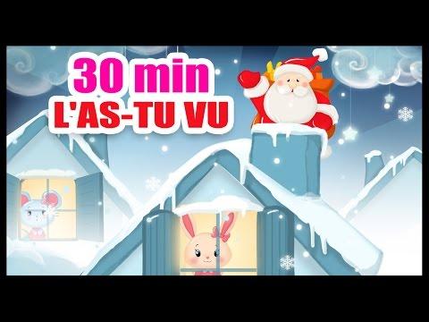 L'as-tu vu le petit bonhomme - 30 min de comptines de Noël pour les enfants - Titounis