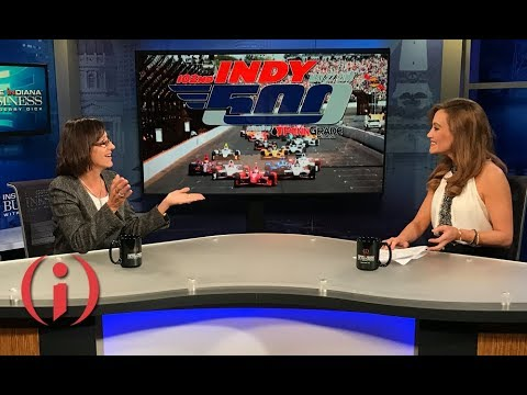 IIBTV: Women in Sports - Indy 500 Less Than 100 Days Away