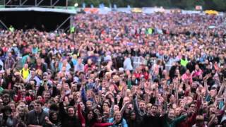 Snow Patrol - I'll Never Let Go (with Phoenix Park Highlights clips)