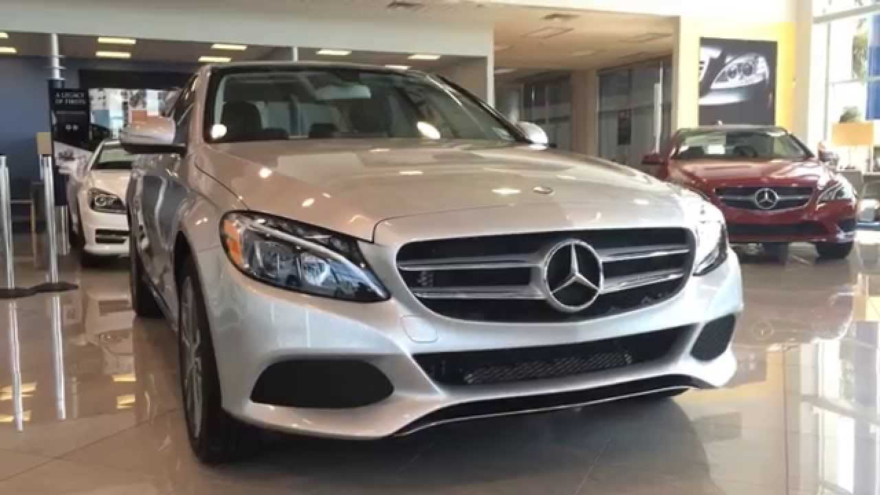 2015 mercedes benz c class c300 4matic full review for 2015 mercedes benz c300 4matic
