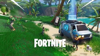 FORTNITE: The resuscitation van will finally arrive with the 8.30 update / REBOOT VAN CARDS