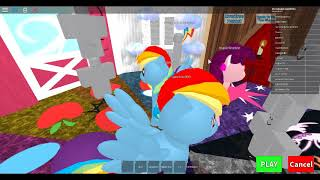 WHAT IS THIS GAME!? | Roblox My Little Pony Roleplay