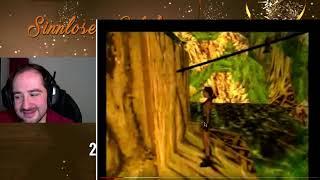 Marko (2019) schaut sein Tomb Raider 3 LP (2009) | Silvester-Stream 2018