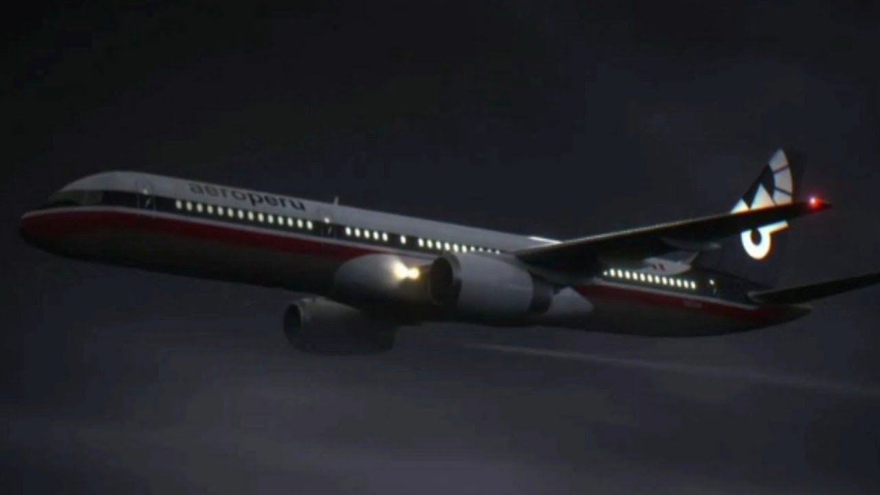 Aeroperú Flight 603