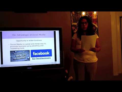 informative speech on social media Read this essay on speech outline  informative speech outline  attention  grabber – i'm sure everyone in this class has a social media account whether it  be.