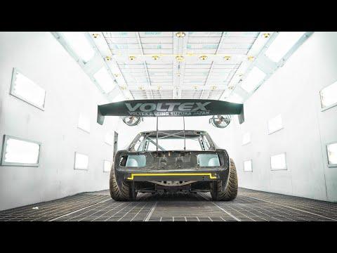 240z Interior Gets Painted | Part 1 Primer & Custom Transmission Tunnel (Ep#16)(4K)