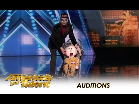 These Scary Auditions FAILED Miserably And Get BOOED OF STAGE! | America's Got Talent 2018