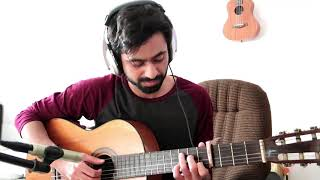 Muskurane Ki Wajah Tum Ho - Arijit Singh - Fingerstyle Guitar Cover