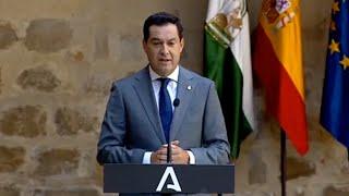 Moreno apoya la situación en Madrid y monitorizará las segundas residencias de madrileños