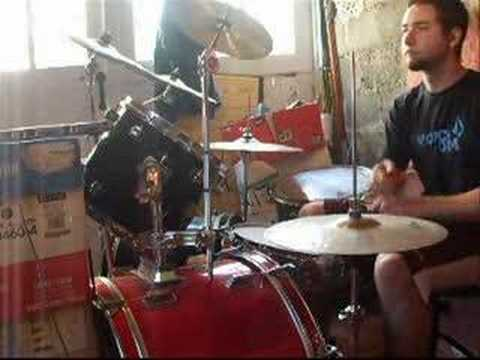 Hoobastank - Out Of Control Drum Cover