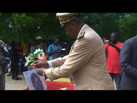 Cameroon honours vigilance committee heroes killed in attack