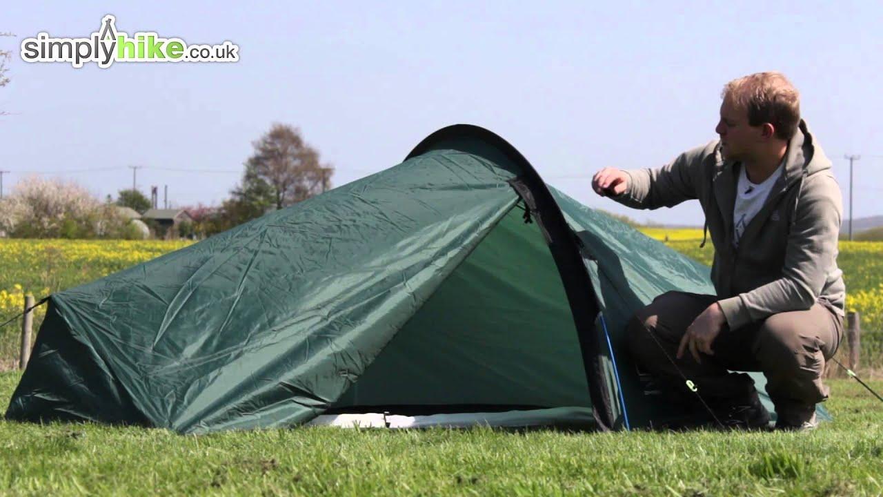 Wild Country Zephyros 1 Tent - .simplyhike.co.uk & Wild Country Zephyros 1 Tent - www.simplyhike.co.uk - YouTube